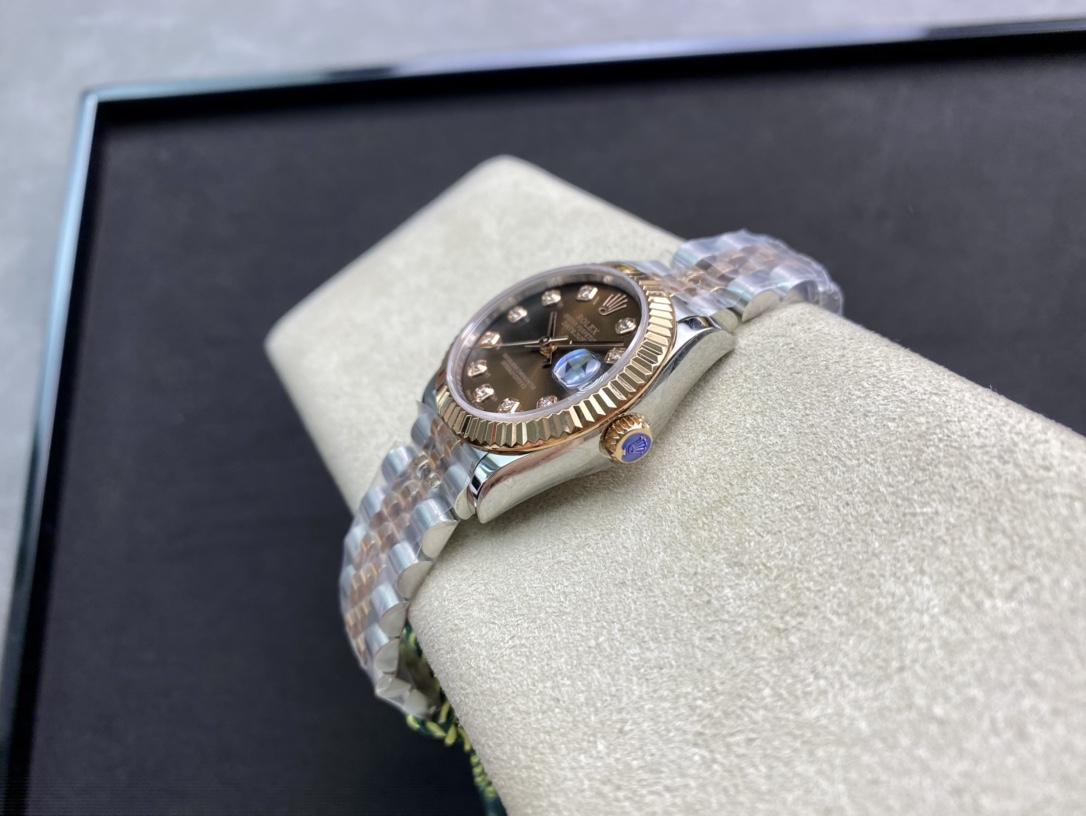 WF廠手錶仿表勞力士Rolex女表蠔式日誌型31mm腕表,N廠手錶