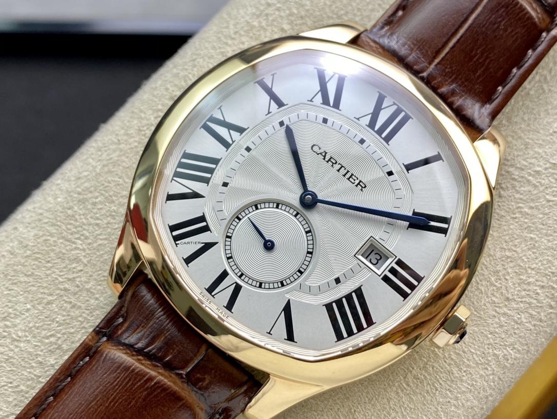 GS廠手錶仿表卡地亞Drive de Cartier系列腕表,N廠手錶
