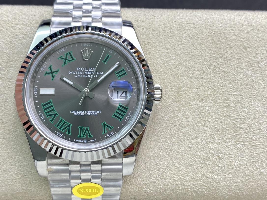 N廠手錶N廠勞力士日誌型直徑41MM,N廠手錶
