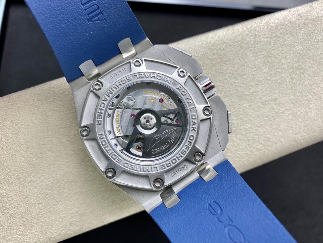 JF廠手錶仿表愛彼AP 26568 舒馬赫,N廠手錶