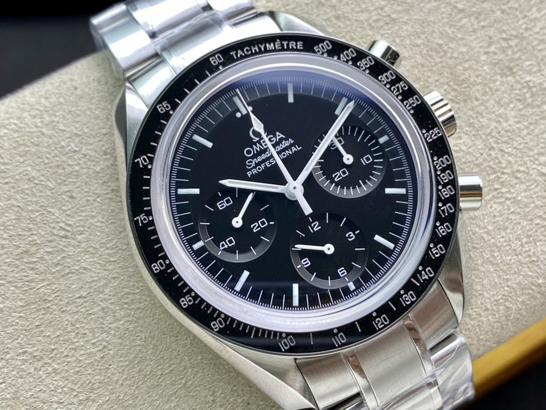 OM廠手錶全新omega歐米茄登月超霸回歸,N廠手錶