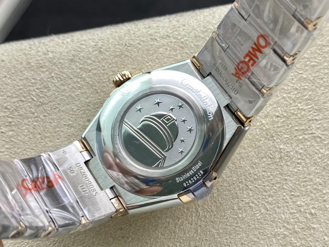 """仿表歐米茄 28星座系列""""藍色星空""""限量版女士腕表,N廠手錶"""