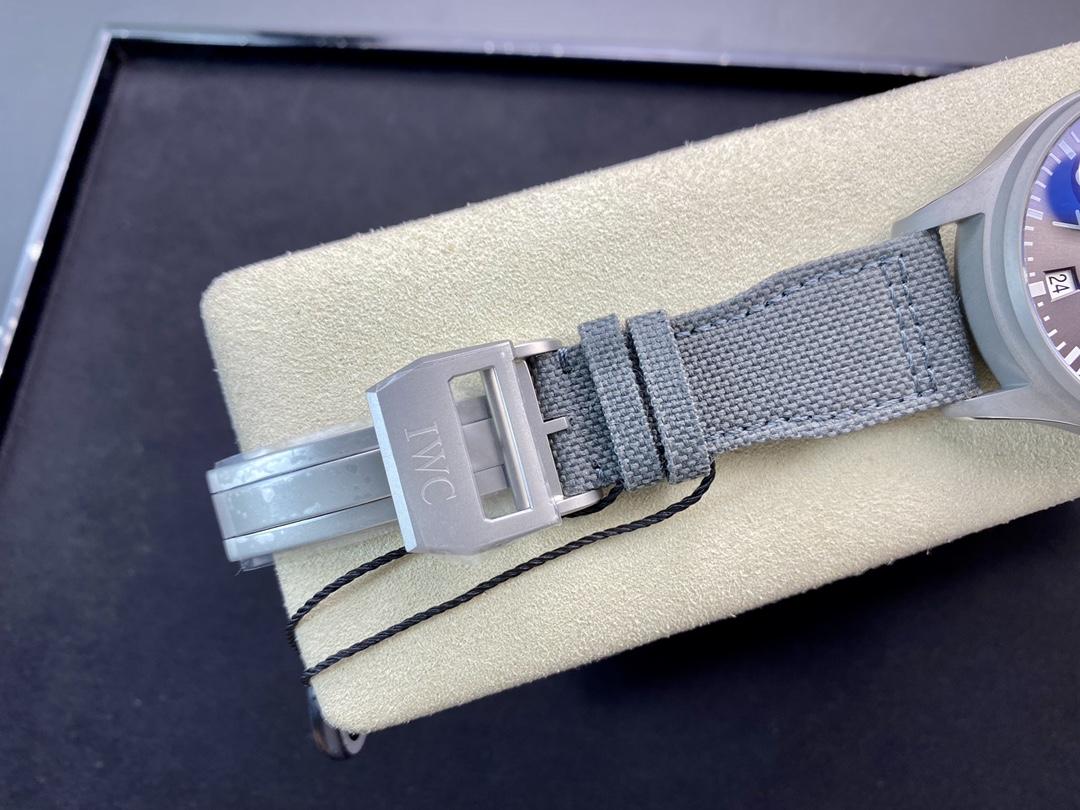 ZF廠手錶小針特別款空中霸主IWC萬國空中霸主大飛 (大飛行員)系列46mm,N廠手錶