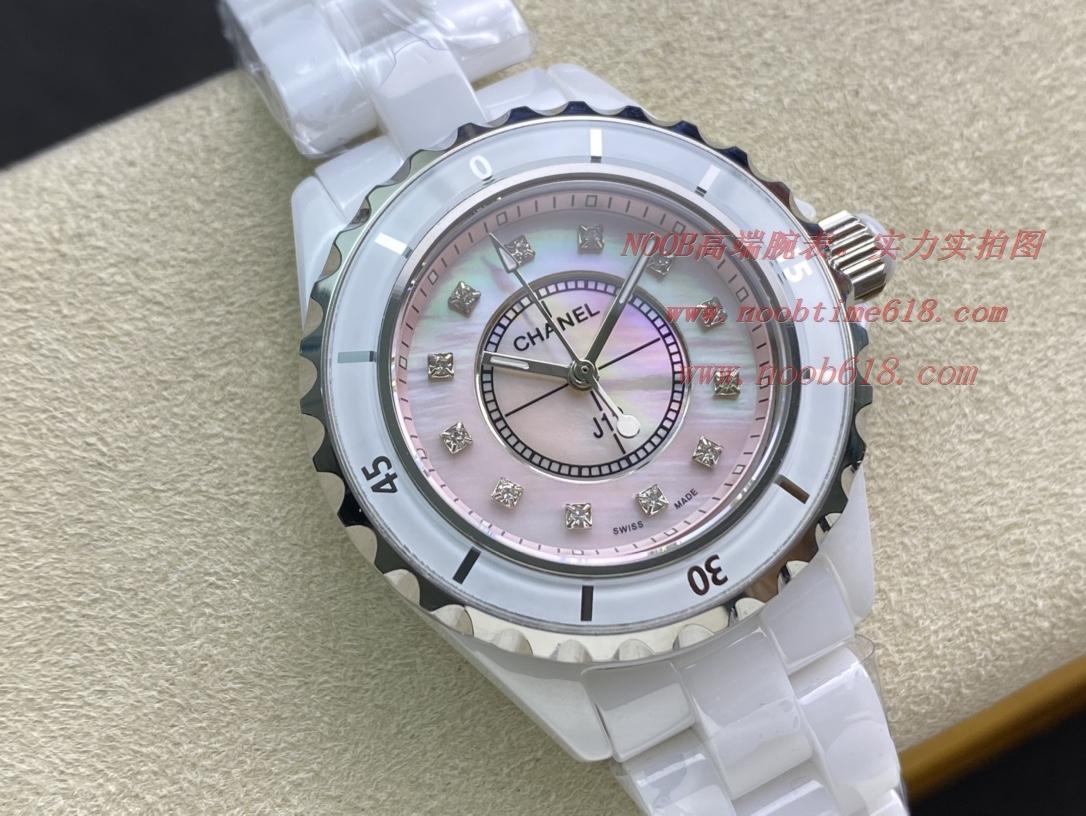 手錶評測仿表TW廠手錶香奈兒CHANEL-J12,N廠手錶