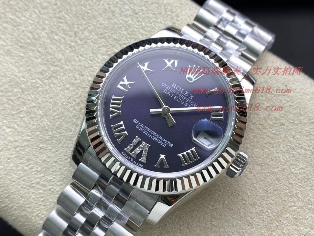 WF廠手錶最新力作勞力士Rolex女表蠔式日誌型31mm腕表