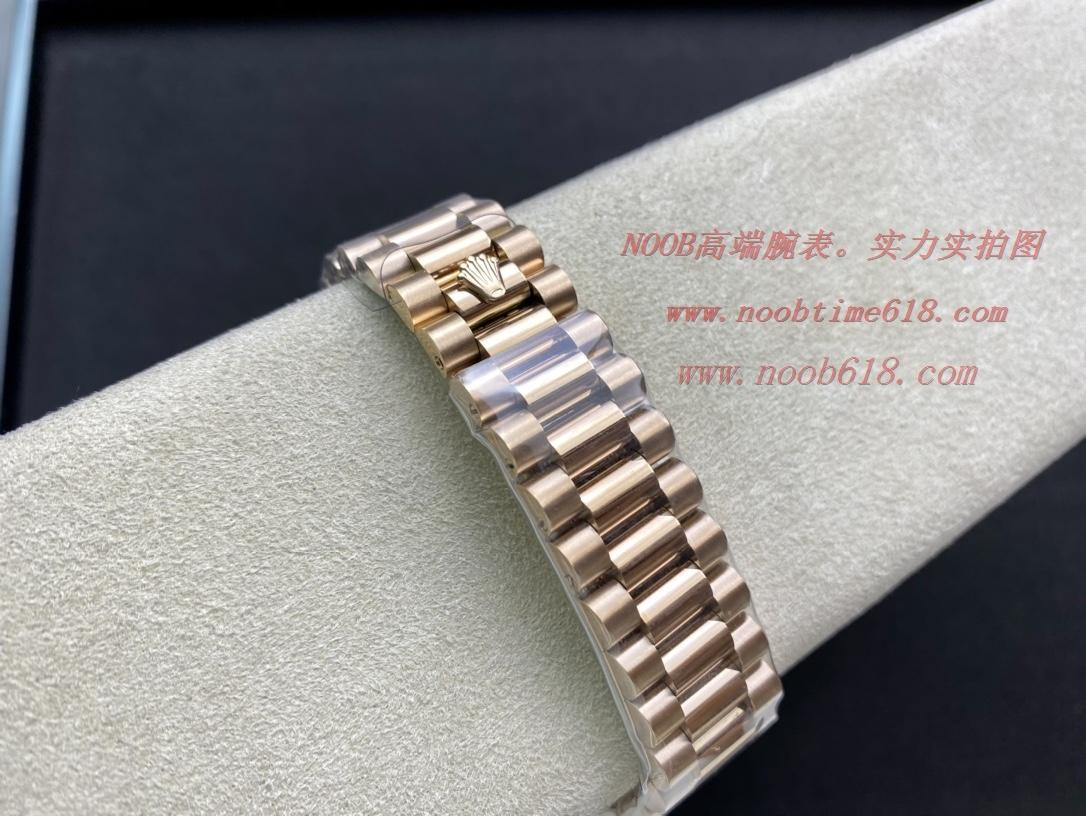 仿表勞力士滿鑽星期日志系列40mm,N廠手錶