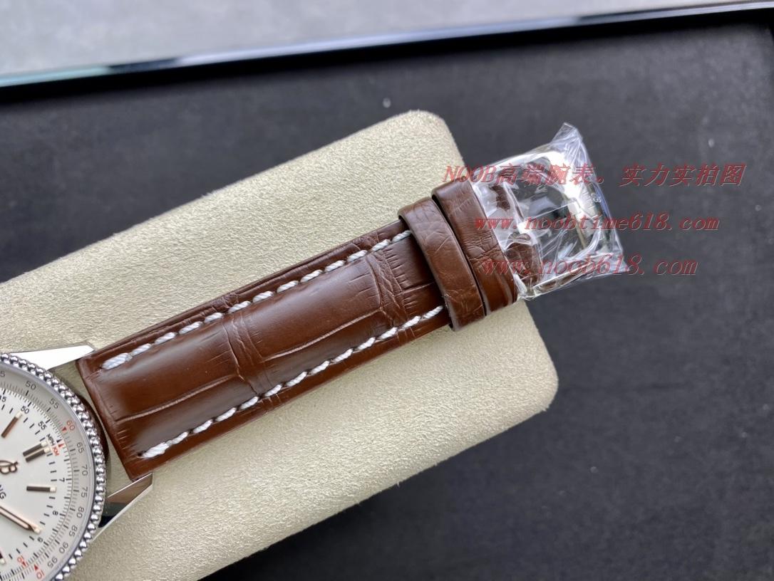 V7廠手錶精仿表百年靈航空計時1系列41mm,N廠手錶