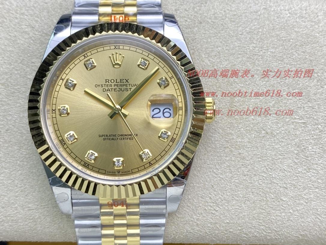 GM廠手錶仿表勞力士日誌41mm ROLEX DATEJUST超級3235機芯,N廠手錶