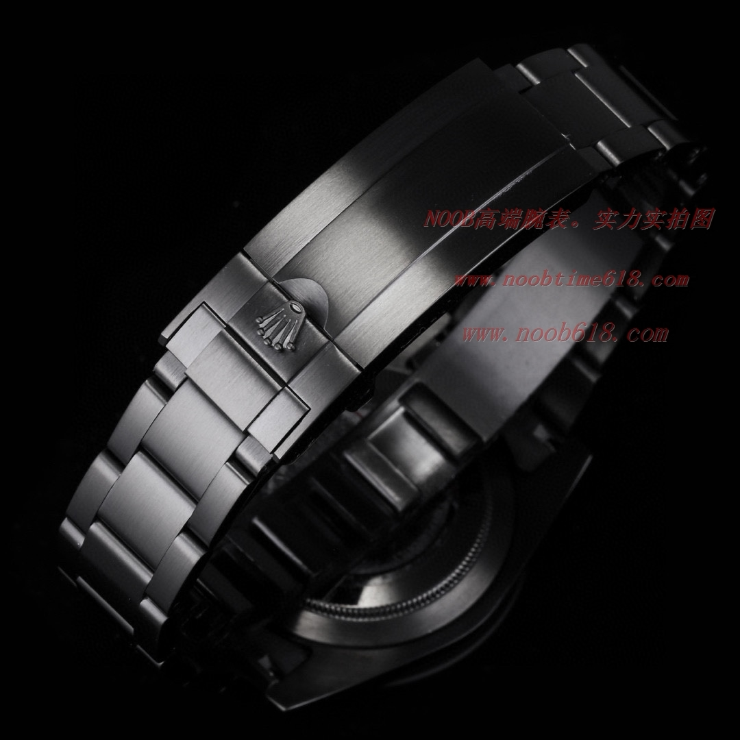 勞力士改裝錶BLAKEN勞力士 Rolex 碳黑鋼皇水鬼系列,N廠手錶