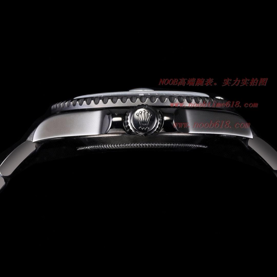 BLAKEN改裝手錶,勞力士 Rolex 碳黑鋼皇水鬼系列,N廠手錶