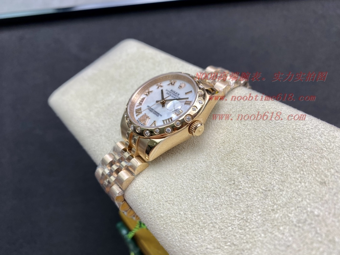 Rolex勞力士蠔式恒動日誌型31mm 搭配2236機芯,N廠手錶