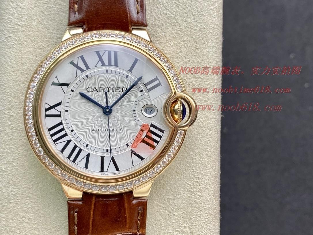 V6 FACTORY卡地亞42mm藍氣球V8版七大升級,N廠手錶