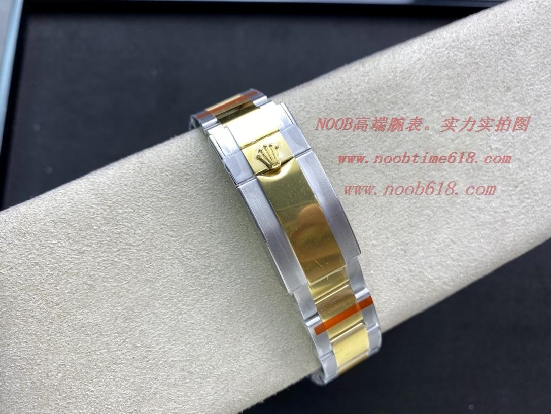手錶貨源N廠勞力士冰藍迪迪通拿超級4130機芯,N廠手錶