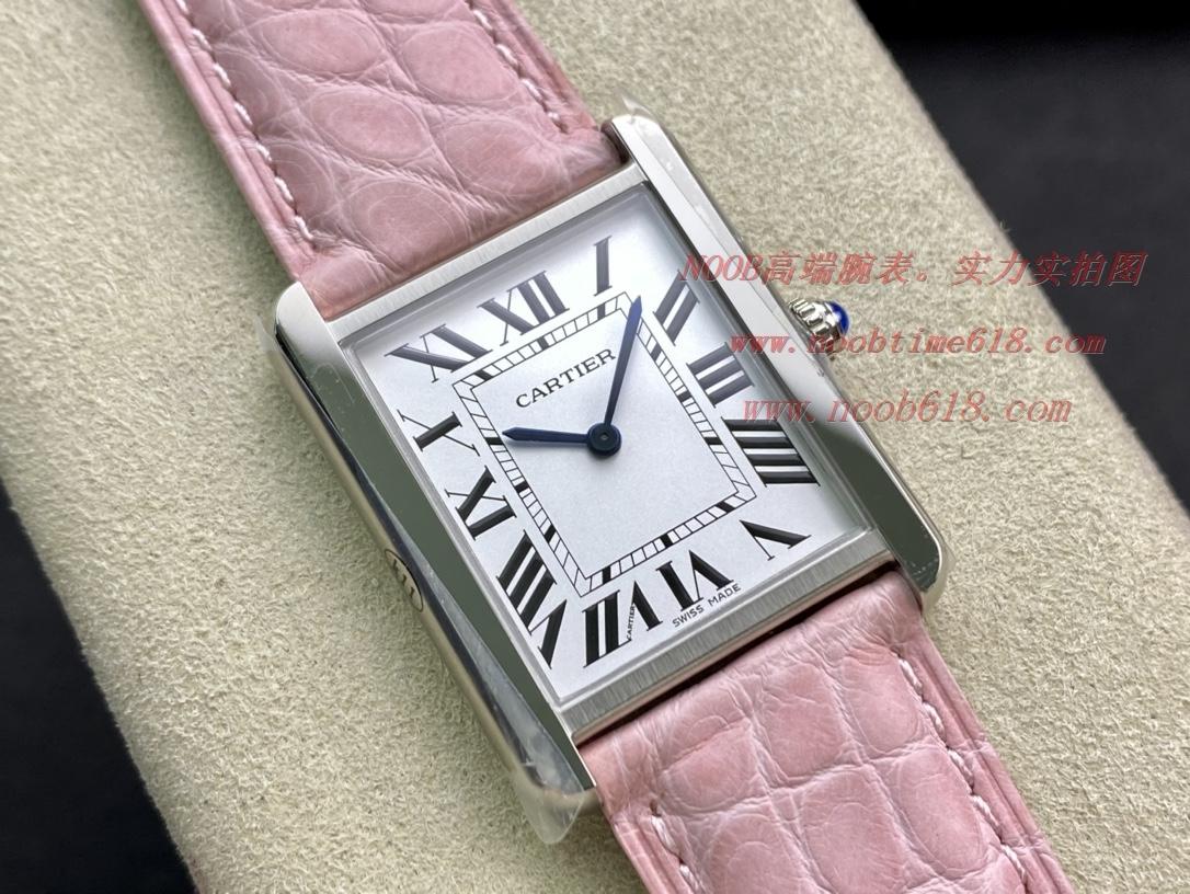 手錶貨源K11 Factory力作V2升級版頂級完美複刻的卡地亞TANK 坦克系列,手錶代理
