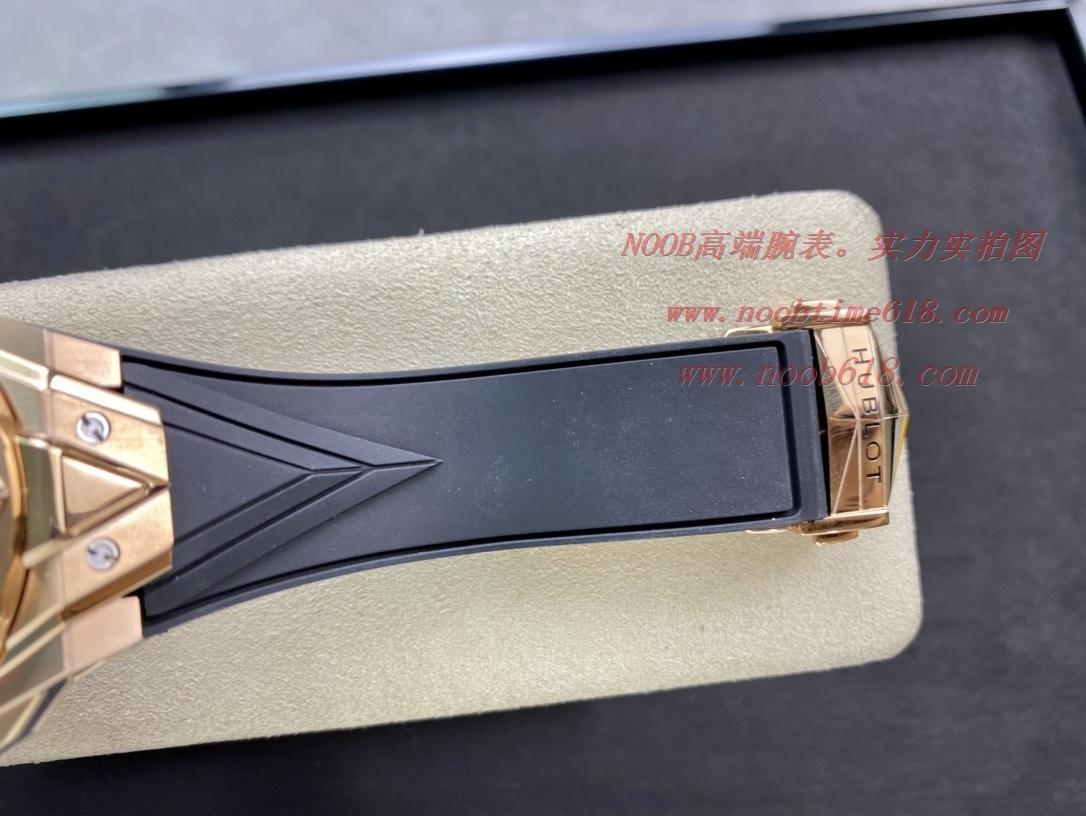 手錶貨源Hublot恒寶宇舶計時機械款劍鋒全新Big Bang Sang Bleu II 刺青腕表,N廠手錶