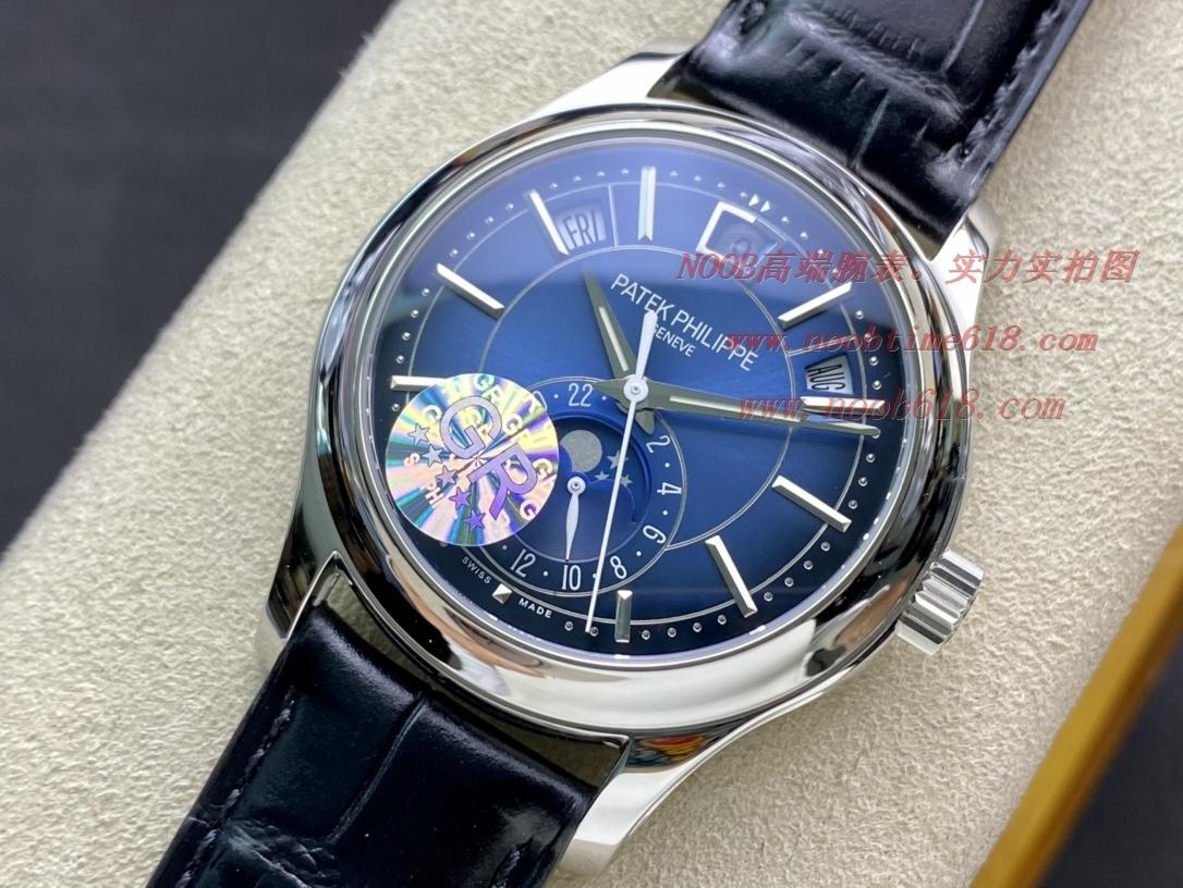"""手錶代理GR工廠最新""""V2""""升級版本百達翡麗5205G-013複雜功能系列頂級版,N廠手錶"""