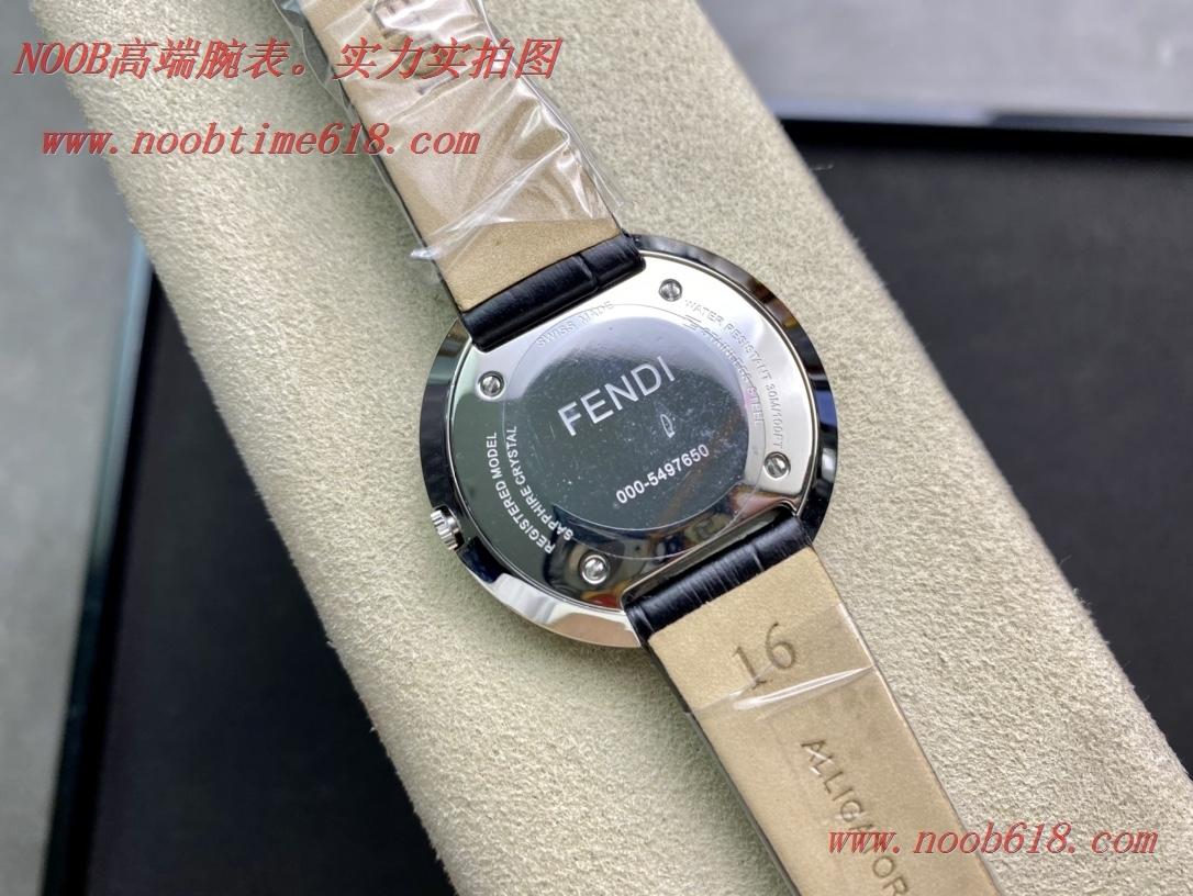 FENDI 芬迪孔雀石手錶,仿表