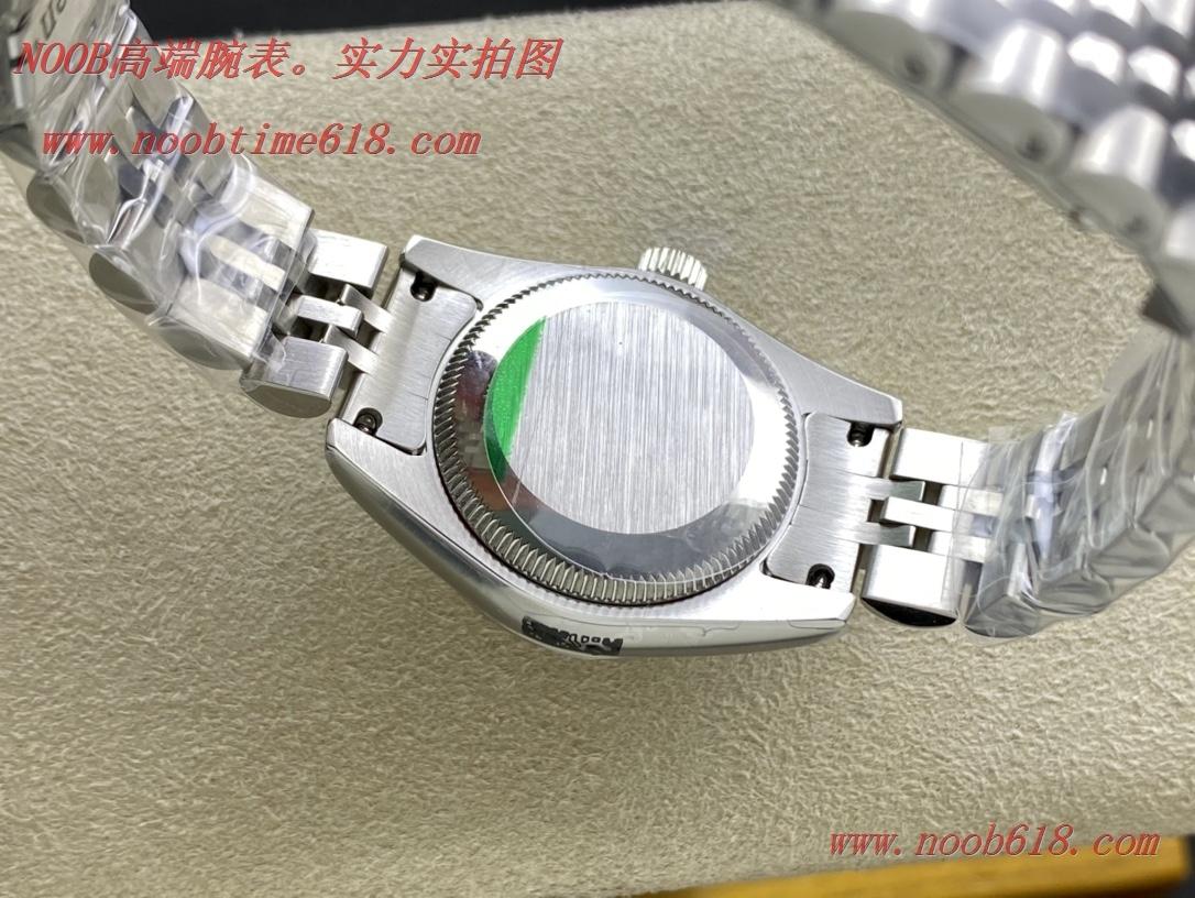 WF廠手錶仿表勞力士女裝日誌型28㎜日誌型279174-0009,N廠手錶