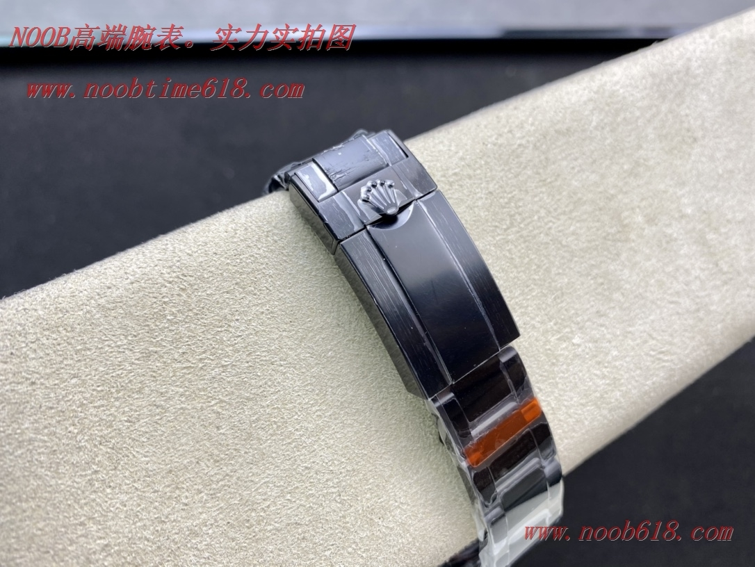 TBLACK出品仿表勞力士TBLACK官方定制版格林尼治型REVENGE米爾高斯復仇系列,N廠手錶