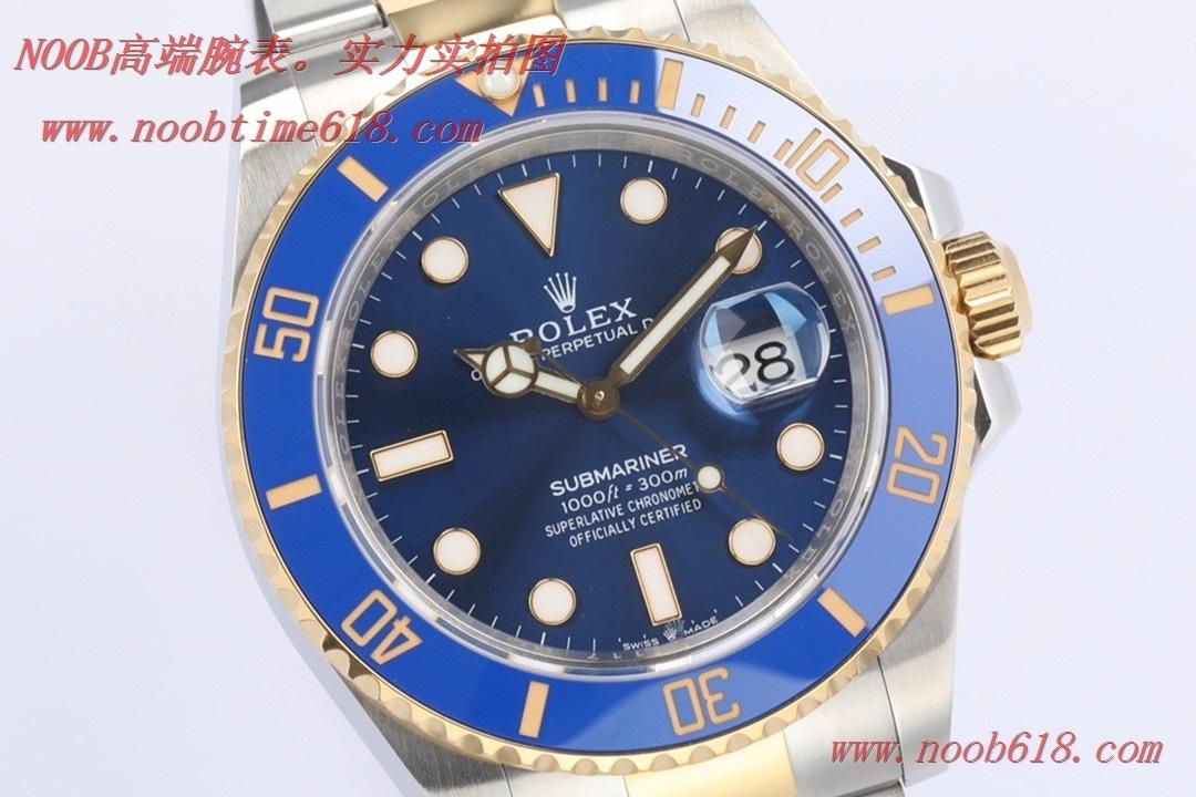 EW factory 仿錶勞力士潛航者水鬼41系列,N廠手錶