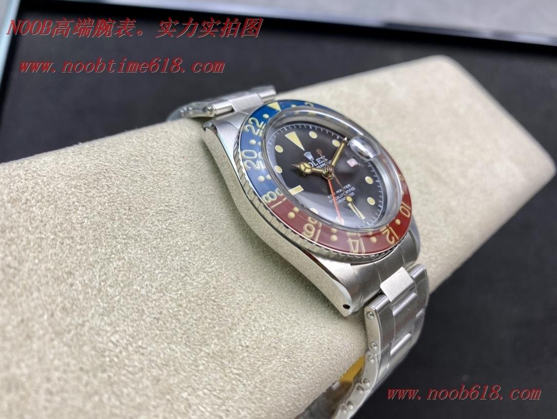 復古手錶SN勞力士可樂圈復古格林尼治型II系列腕表,N廠手錶