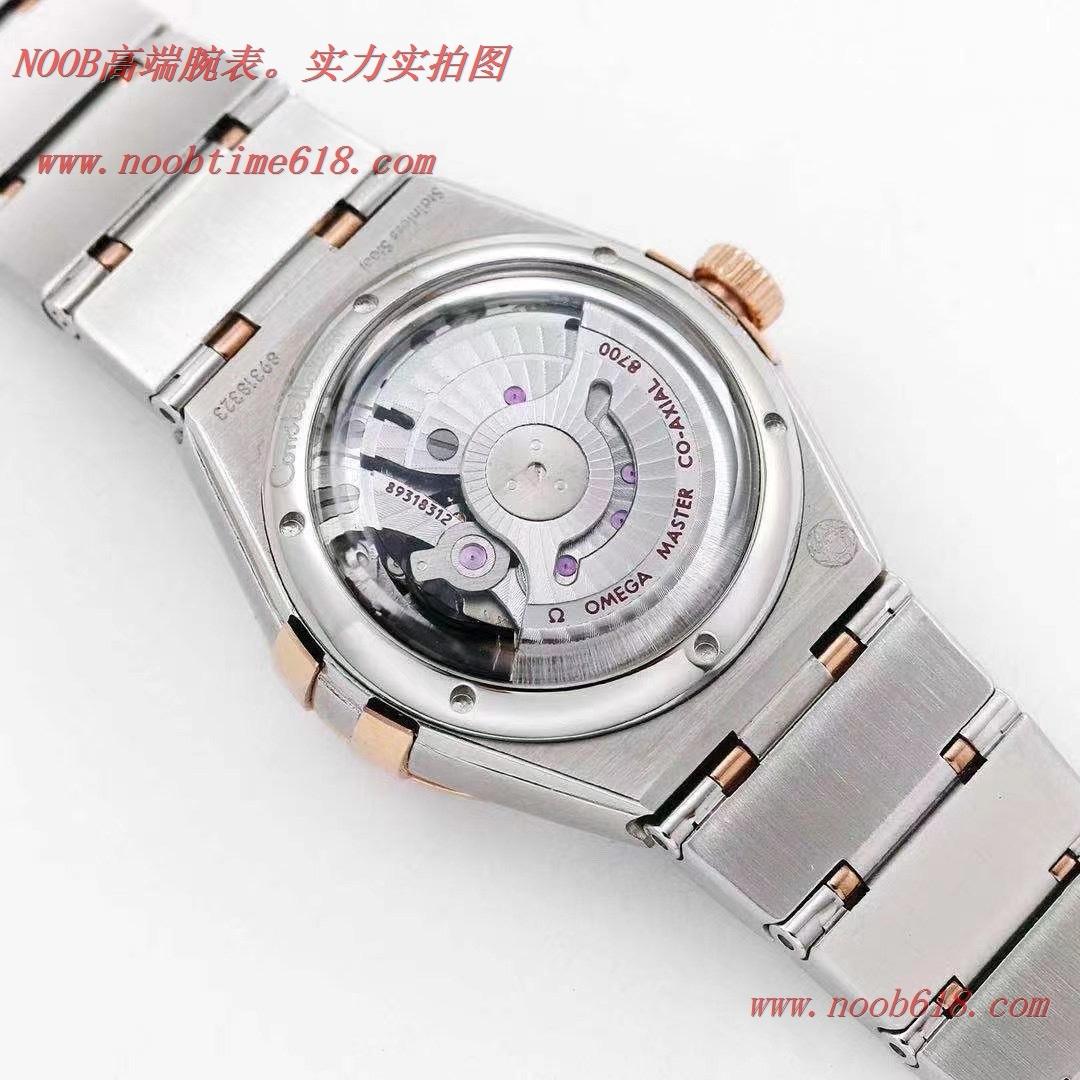 仿錶第五代歐米茄星座曼哈頓29mm女款,N廠手錶