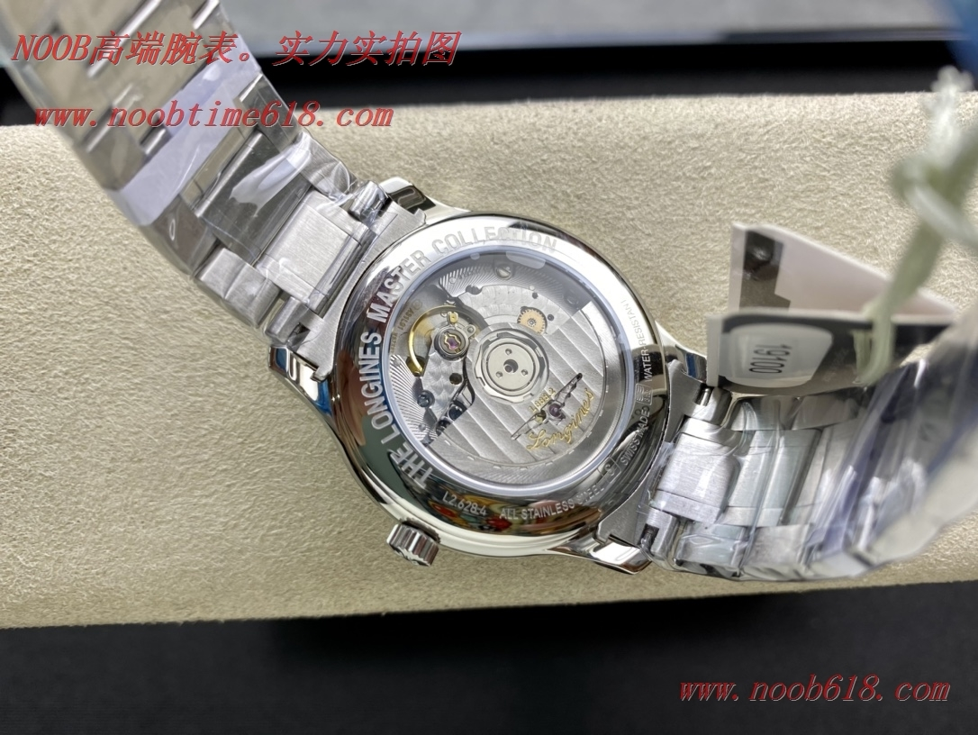 """仿錶,精仿錶,複刻錶GL浪琴獨家首發""""L888""""機芯浪琴名匠系列,N廠手錶"""