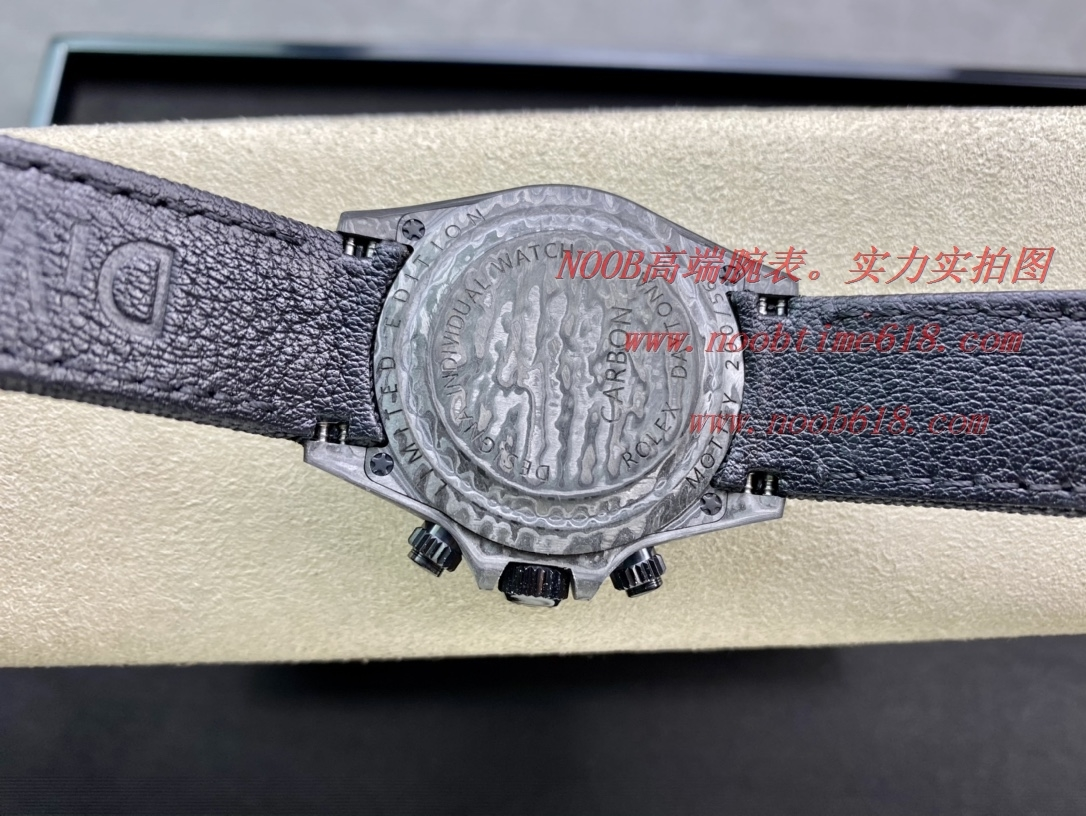 NOOB FACTORY ROLEX DIW CARBON FIBER DAYTONA M116500ln-0001 WATCH