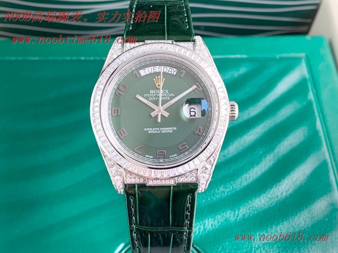 仿錶,精仿錶,複刻錶玩家毒物最新力作ROLEX勞力士滿鑽日誌系列,N廠手錶