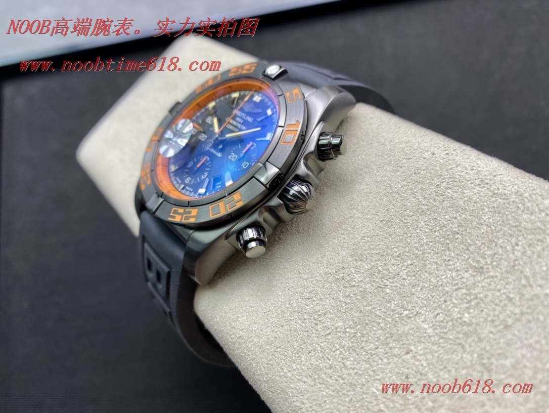香港仿錶,仿錶,精仿錶GF廠手錶黑鷹百年靈終極計時腕表Chronomat 44 Raven,N廠手錶