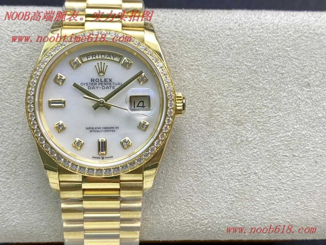 香港仿錶,仿錶,精仿錶EW Factory最新力作V2升級版 勞力士Rolex星期日志型36終極版,N廠手錶