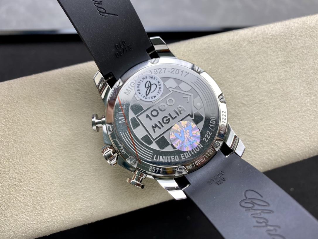 香港仿錶,手錶貨源,V7廠蕭邦Chopard 剛剛推出2020年 Mille Miglia 系列腕表,N廠手錶