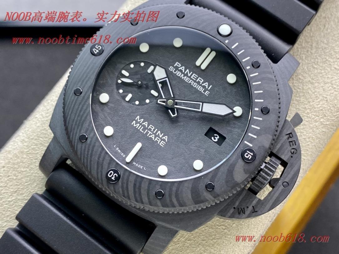 臺灣仿錶,精仿錶,VS廠手錶沛納海2019日內瓦沛家:PAM979全新碳纖維錶盤,N廠手錶