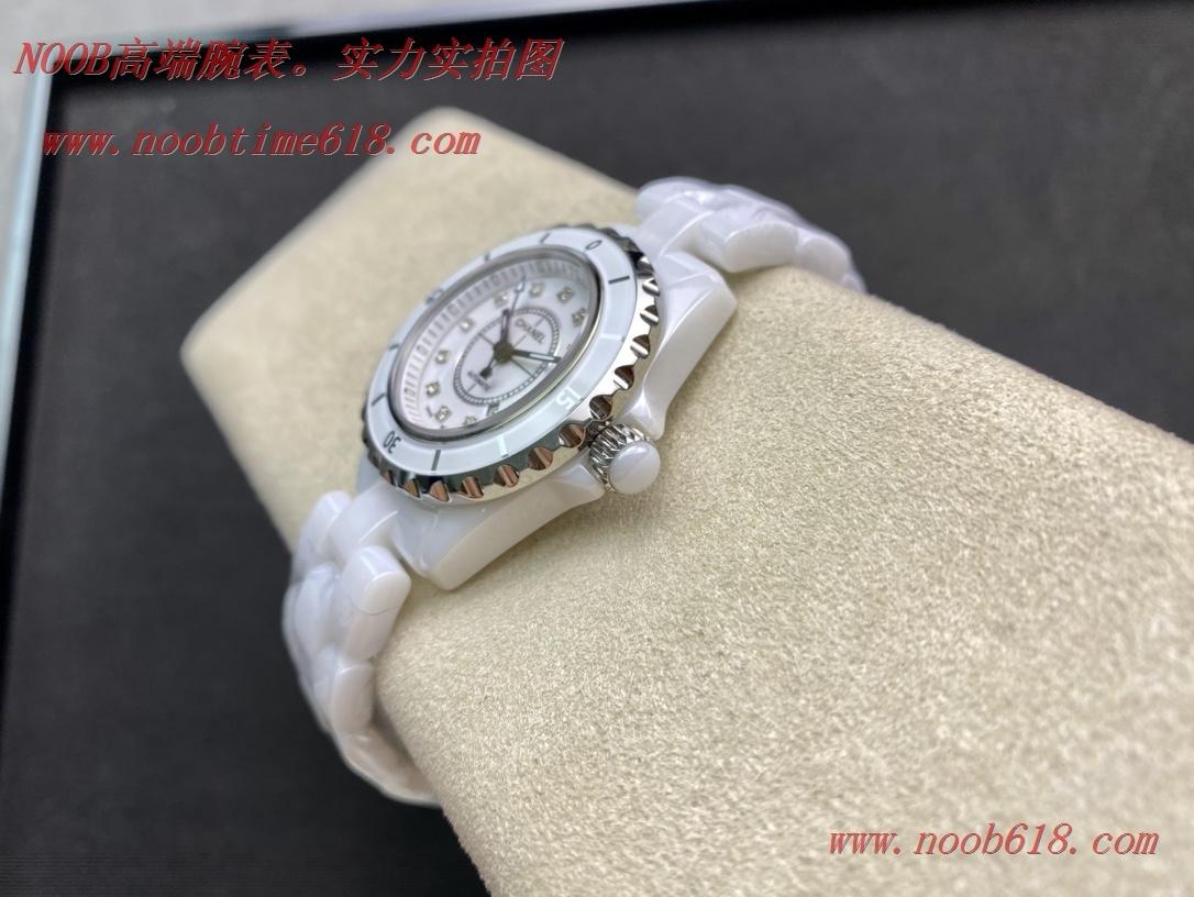 臺灣仿錶,精仿錶,XF廠手錶香奈兒J12陶瓷38MM機械手表,N廠手錶