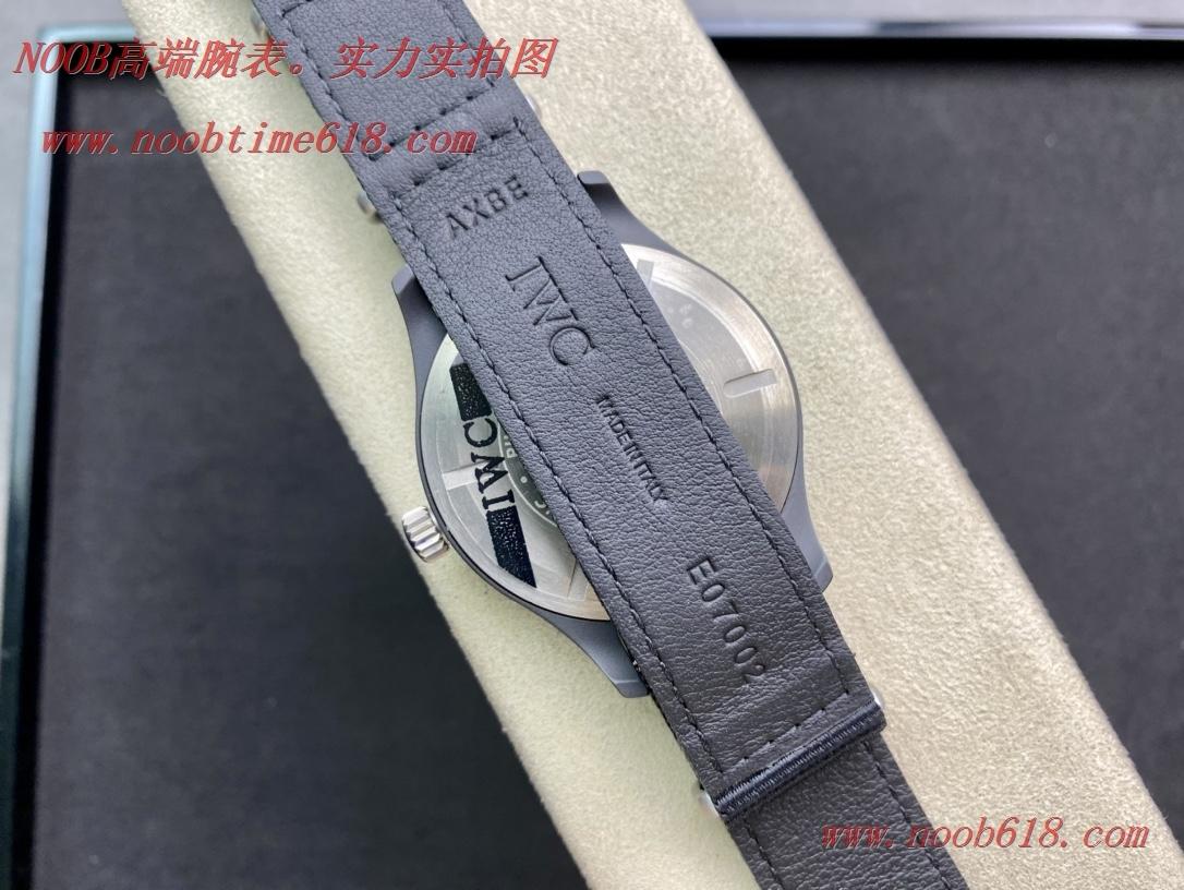 臺灣仿錶,精仿錶,MKS工廠手錶萬國IWC馬克系列馬克十八,N廠手錶