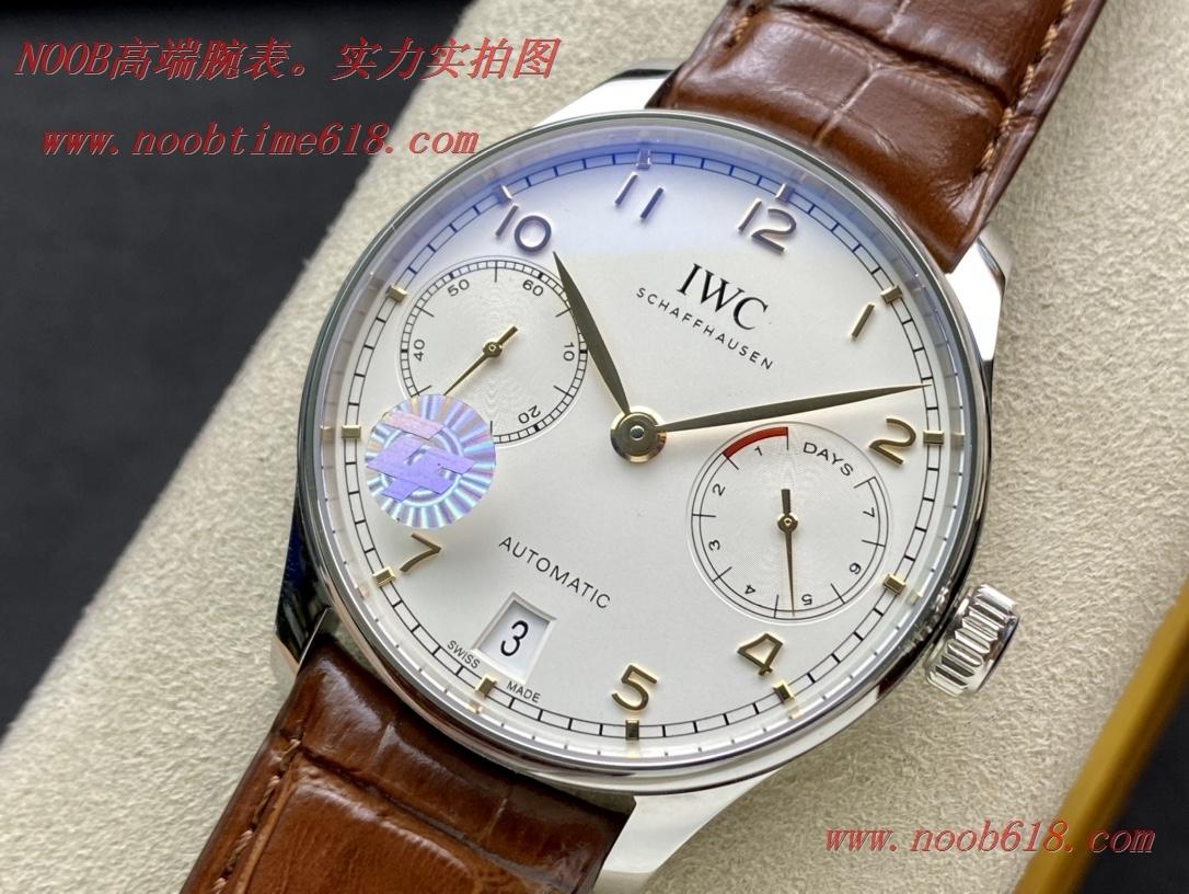 臺灣仿錶,精仿錶,ZF廠手錶葡七V5 葡7 萬國IWC-葡萄牙系列七日鏈葡七,N廠手錶