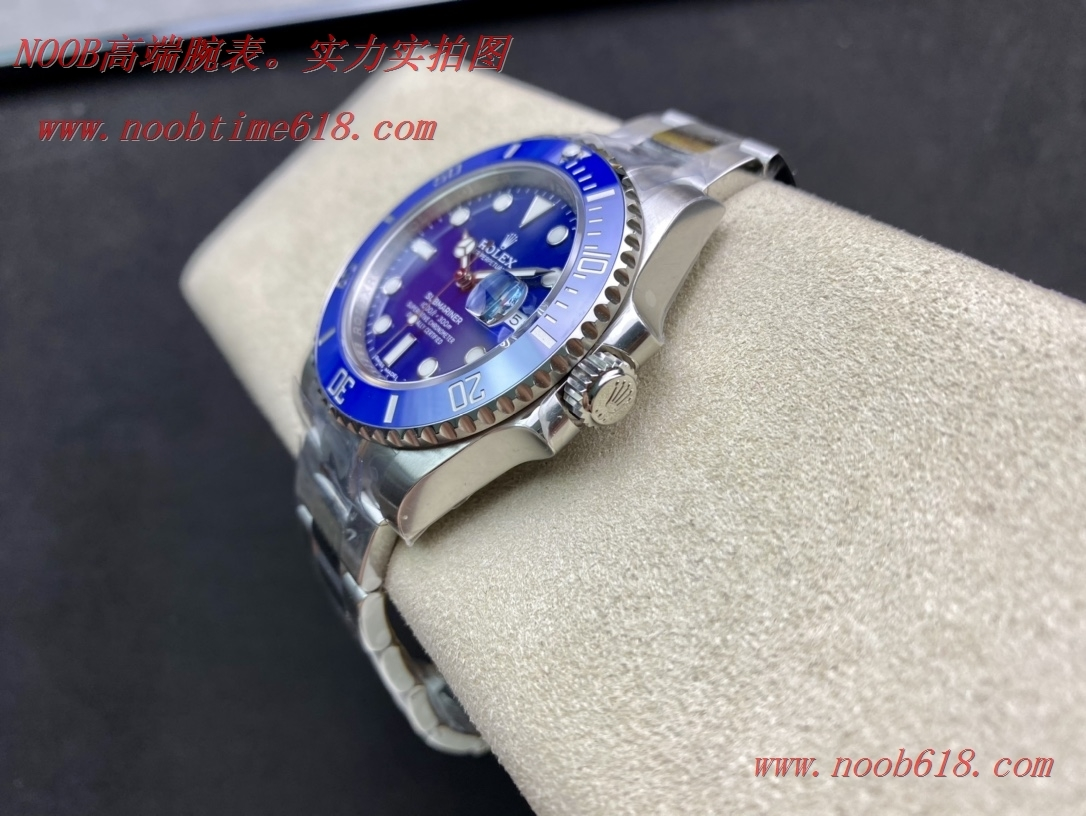 臺灣手錶,仿錶,VS廠手錶最高版本勞力士3135機芯藍水鬼,N廠手錶
