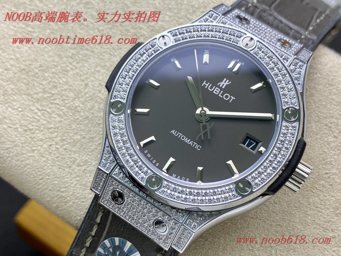 仿錶SK Factory恒寶/宇舶 38mm經典融合Classic Fusion系列女表,N廠手錶