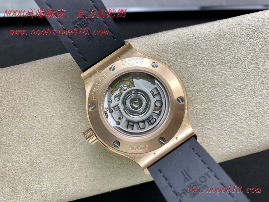 女表仿錶宇舶恒寶38mm經典融合Classic Fusion系列SK Factory,N廠手錶