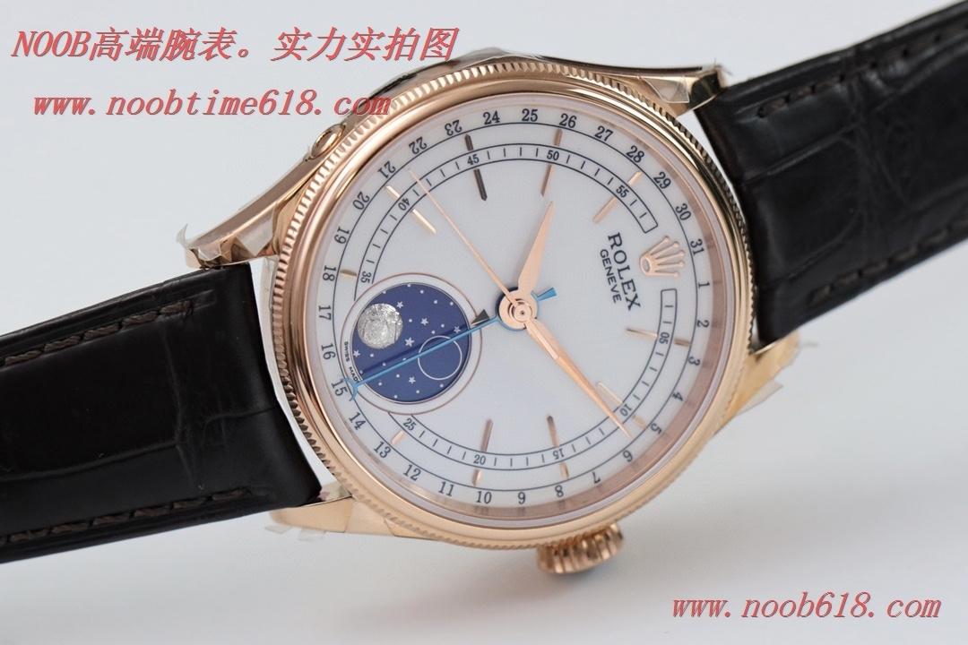 仿錶,精仿錶GMF廠手錶勞力士切利尼月相m50535-0002震撼來襲,N廠手錶