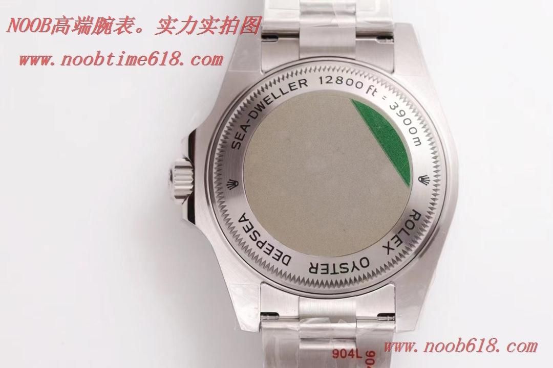 """GREEN-綠廠手錶勞力士鬼王""""126600""""系列,N廠手錶"""