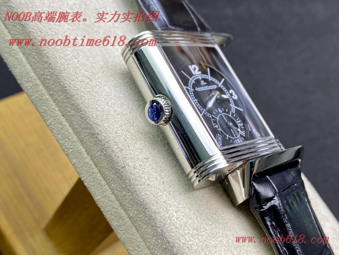 翻轉雙面手錶仿錶MG廠手錶積家 Reverso Classic Large Duoface Small Second男款翻轉系列,N廠手錶