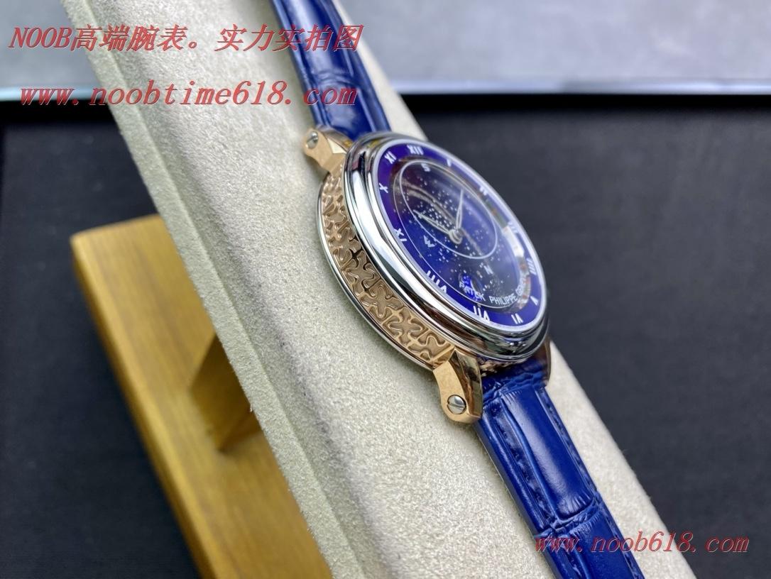 頂級複刻錶,仿錶PP Factory V3升級版市場最高版本PP百達翡麗星空5102天月款日內瓦蒼穹系列,N廠手錶