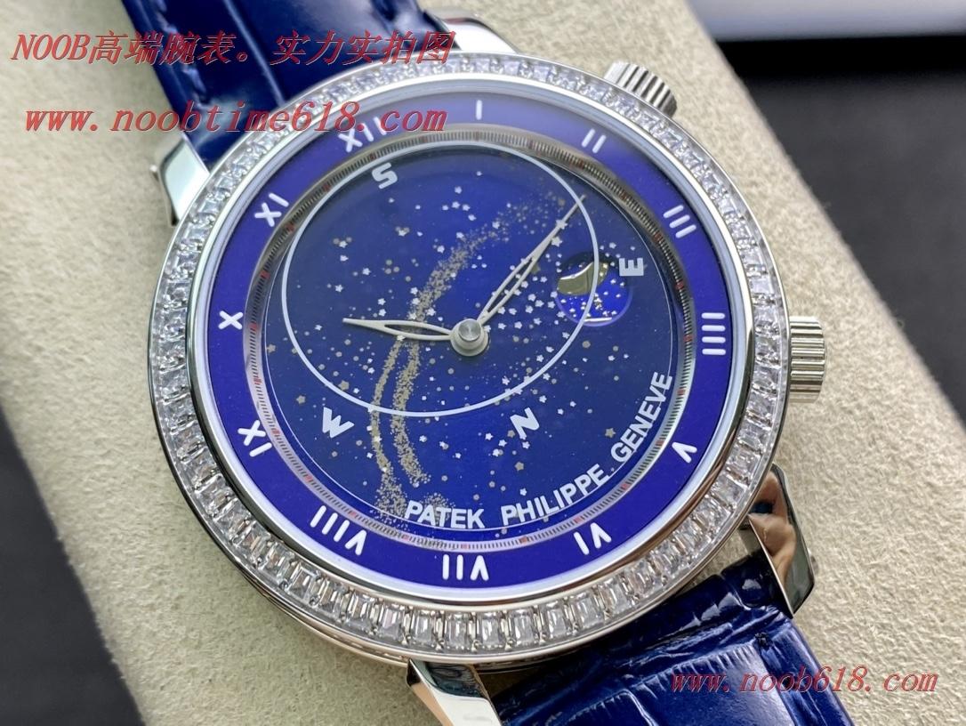星空手錶,仿錶PP Factory V3升級版市場最高版本PP百達翡麗星空5102天月款日內瓦蒼穹系列,N廠手錶