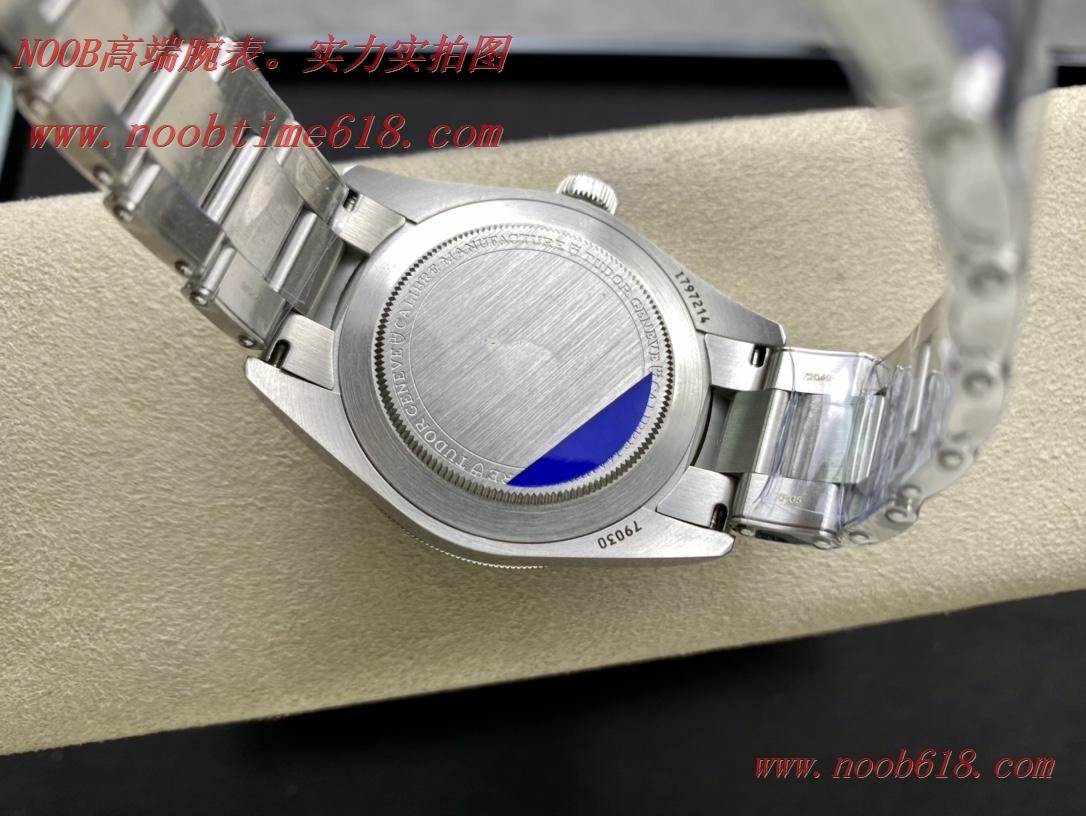 仿錶Z+FACTORY碧灣小盾復古別致帝陀帝舵碧灣系列M79030N-0001腕表,N廠手錶