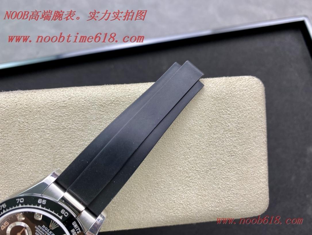 仿錶,複刻錶N厂手表劳力士迪通拿超级4130机芯,複刻錶