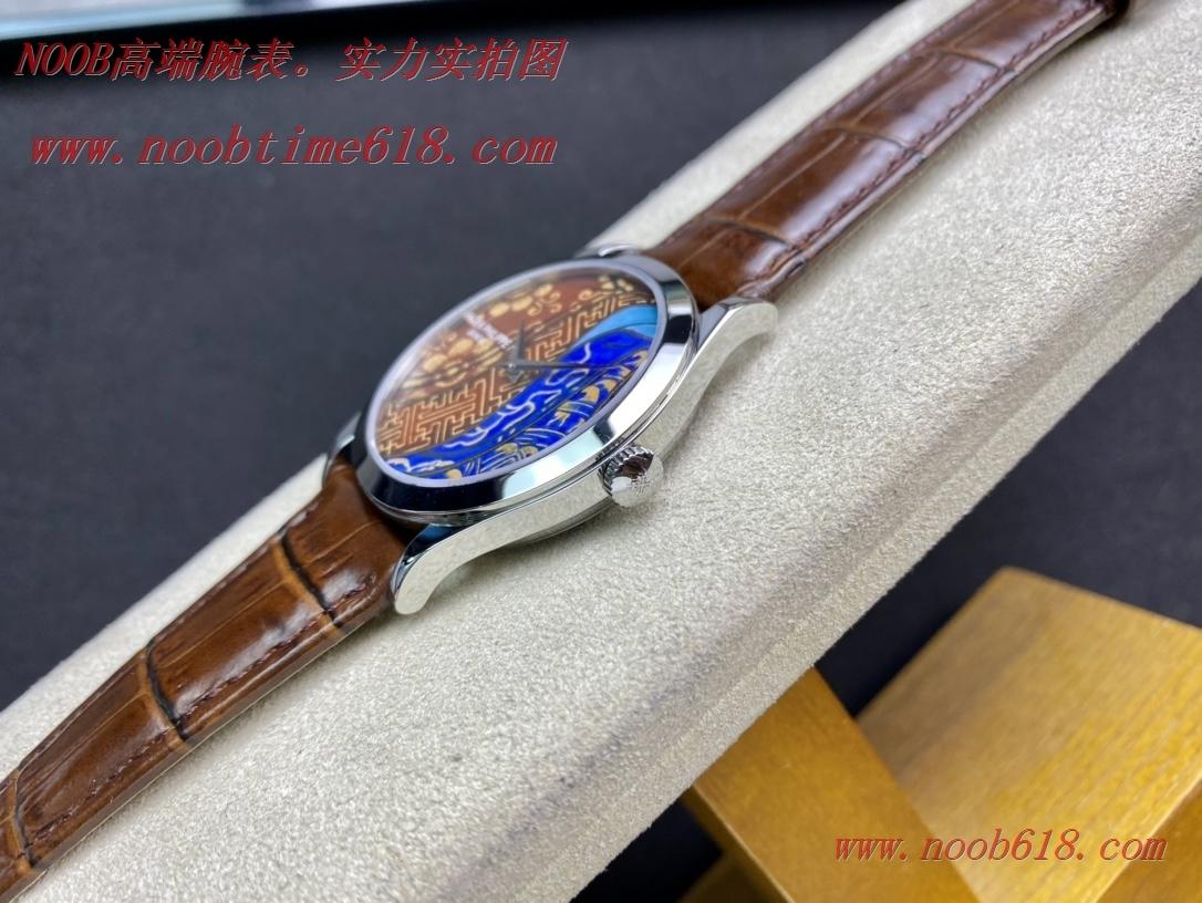 琺瑯手錶,藝術手錶,FL廠手錶撞色款百達裴麗5077系列 5089系列,複刻表