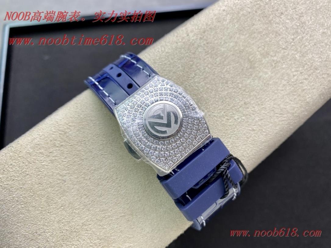 仿錶,精仿錶,複刻錶鑽扣款ABF最高品質Franck Muller 法蘭克穆勒 FM Vanguard Yachting V45遊艇系列44x54 mm,臺灣手錶