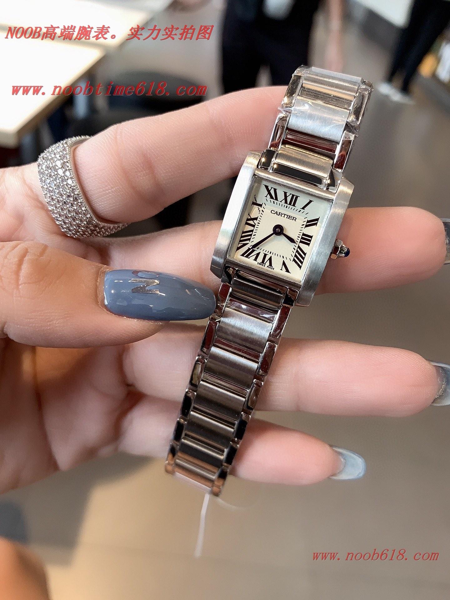仿錶,精仿錶,複刻錶卡地亞1996年推出的法國坦克系列,N廠手錶