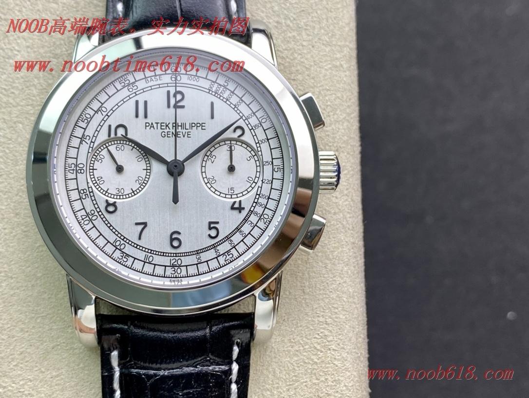 仿錶,精仿錶,複刻錶稀缺款 百達翡麗 復古多功能 計時手動機械機芯